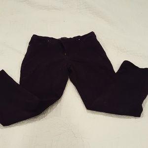 Gloria Vanderbilt royal purple jeans